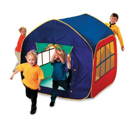 Mega Mansion Pop Up Play House Tent